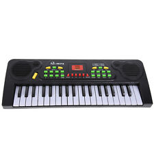 37 Keys Music Electronic Keyboard Kid Electric Piano Organ W/Mic and Adapter NEW