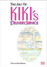 The Art of Kiki's Delivery Service (Studio Ghibli Library) by Hayao Miyazaki HB