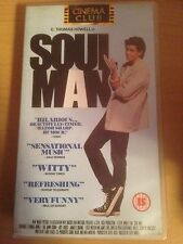SOUL MAN VIDEO VHS RARE COMEDY DRAMA C THOMAS HOWELL