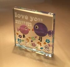 Love You Mum Spaceform Keepsake Christmas Gift ideas for Her & Mother 1096