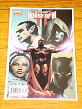 HOUSE OF M #6 MARVEL COMIC LTD MAGNETO DOOM CVR VARIANT