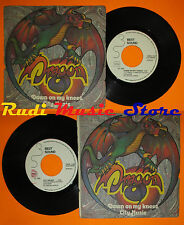 LP 45 7'' DRAGON Down on my knees City music 1980 italy BEST SOUND no cd mc dvd