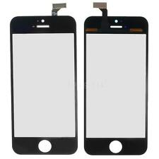 New Outer Touch Screen Display Glass Replacement For iPhone 5 5G Black L5RG