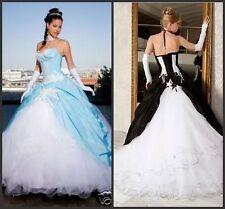 D2700 ☆ Robe de mariée mariage soirée wedding evening dress