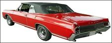 BUICK SKYLARK, SPECIAL, GRAN SPORT CONVERTIBLE TOP PACKAGE with parts 1966-1967