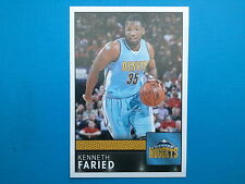 2016-17 Panini NBA Sticker Collection n.250 Kenneth Faried Denver Nuggets