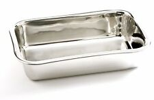 NORPRO 3849 Stainless Steel Bread Loaf Meatloaf Cake Pan