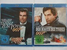 James Bond 007 Timothy Dalton Sammlung - Lizenz zum Töten + Angesicht des Todes