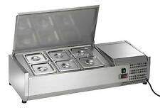 NEW Arctic Air 40in Refrigerated Counter-Top Prep Unit - ACP40