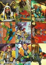 Judge Dredd The Movie Full 82 Card Base Set of Trading Cards from 1995