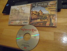 RARE OOP Lord Of the Rings CD Johan de Meij RENE JOLY E.V.P.Q. Canada soundtrack