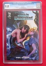 Grimm Fairy Tales ALICE IN WONDERLAND #2A (CGC 9.8 NM+) SEJIC variant SOLD-OUT!
