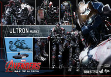 HOT TOYS MMS 292 MARVEL AVENGERS AGE OF ULTRON 1/6 SCALE ULTRON MARK I 1 FIGURE