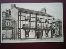 POSTCARD DUMFRIESSHIRE LOCKERBIE - KING'S ARMS HOTEL