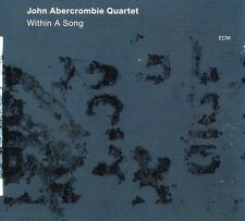 Within A Song - John Quartet Abercrombie (2012, CD NEUF)