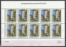 2751 vel Persoonlijke postzegel NVPV 2015 Woudagemaal Postfris MNH