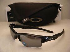 Oakley Flak Jacket XLJ Jet Black w Black Iridium Polar Lens NEW Sunglasses (0)