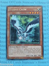 Bujingi Crow MP14-EN145 Rare Yu-Gi-Oh Card Mint 1st Edition New