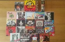 THE CLASH - THE SINGLES BOX SET (19 CD Singles Box Set 2006)