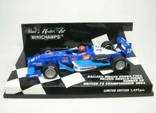 Dallara Mugen Honda F303 No. 33 N.A.Piquet British F3 2003