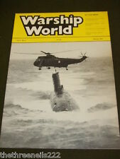WARSHIP WORLD - SPRING 1989 - TERRIER WEAPON SYSTEM