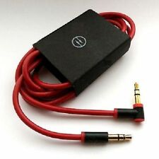 Replacement V2 3.5mm L Jack Audio AUX Cable Cord Wire Lead for Beats by Dr Dre