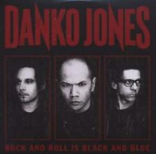 Danko Jones Rock And Roll Is Black And Blue, CD /2002/13 Songs/neu OVP