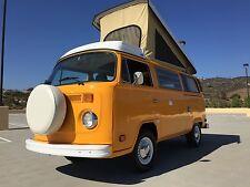 Volkswagen: Bus/Vanagon WESTFALIA