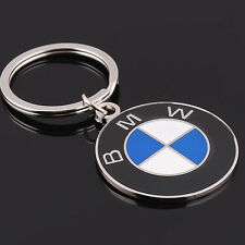 3D Metal BMW Car Logo Keyring Keychain Pendant  Car Key Holder AS A Gift