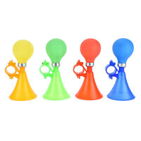 Childrens Kids Bike Bicycle Cycling Metal Air Horn Honking Hooter Squeeze Bell S