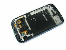 Full LCD Display+Touch Screen+Frame FOR Samsung Galaxy S3 i9301 Neo~Blue