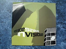 """Right Side Reverse - Invisible. 12"""" Vinyl single (12s728)"""