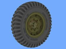 Panzer Art 1/35 Road Wheels for Humber Mk.IV Armored Car (Dunlop) RE35-264