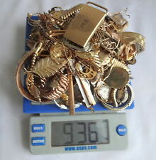 617 GRAMS Pocket Watch Cases 10k 12k 14k Gold Filled-Scrap/Refine Recovery Gold