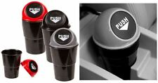 Assorted Colour Rubbish Bin For Drink Holder In Car Gadget Gift Travel Trash