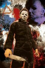 """Michael Myers Halloween """"The Curse of Thorne"""" 11 x 17 high quality poster"""