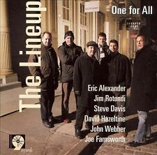 Lineup by One for All (CD, Jul-2006, Sharp Nine Records)