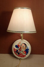 VINTAGE GOODMAN HUMPTY DUMPTY PIN-UP WALL LAMP