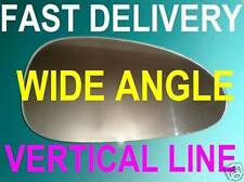 CHEVROLET DAEWOO LACETTI 2002+  WING MIRROR GLASS WIDE ANGLE RIGHT OR LEFT