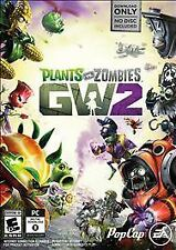 PLANTS VS ZOMBIES GW2 PC GAME NEW