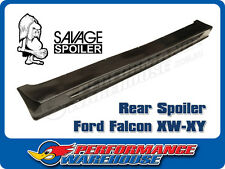 REAR SPOILER FORD FALCON XW-XY MADE OF FLEXIBLE RESILIENT SUPER STRONG RONFALIN
