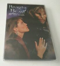 "Beauty and the Beast - The Complete First Season (DVD, 2007, 6-Disc Set) ""NEW"""