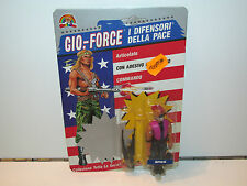 U.S. FORCES GIO FORCE 'SPIKE' MOSC NRFP 1990 REMCO TOYS EUROPE