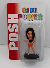 1997 Spice Girls Dolls - POSH SPICE VICTORIA Figure Doll on Card - MOC