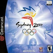 ***SYDNEY 2000 SEGA DREAMCAST DISC ONLY~~~
