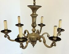 Antique Style 6 Arm Quality Chandelier