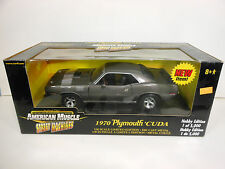 ERTL 1970 Plymouth Cuda (Die-Cast - 1:18 Scale)