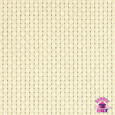 "140127023 - Monks Cloth 8 Count Natural Cotton 60"" Fabric by the Yard 4x4 Weave"