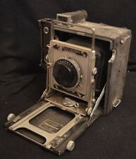 Graphic Speed Graphic Camera by Graflex Made in U.S.A.