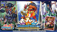 BUDDYFIGHT: Triple D Climax Booster Pack: Dragon Fighters BOOSTER BOX